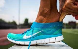 Detrás del precio de unas zapatillas de running de 100 dólares
